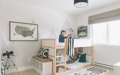 La décoration d'une chambre d'enfant, comment la réussir ?